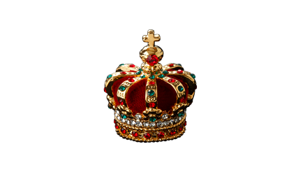 Cut Out King - Crown