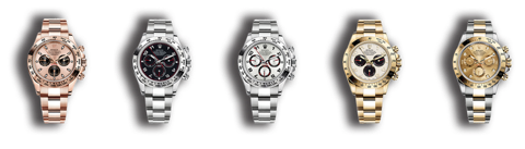 Rolex watches cut-outs by cut out king